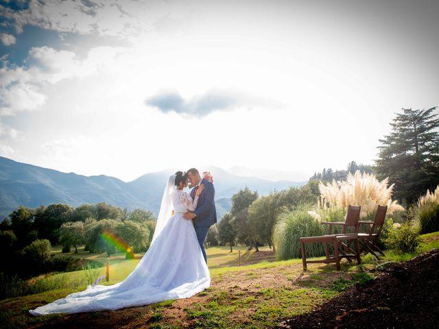 La boda de Brenda y Guilherme en Arbucies, Girona 57