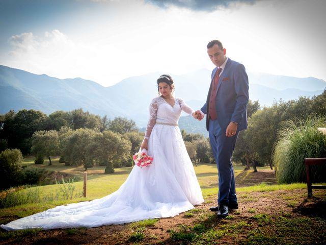 La boda de Brenda y Guilherme en Arbucies, Girona 58