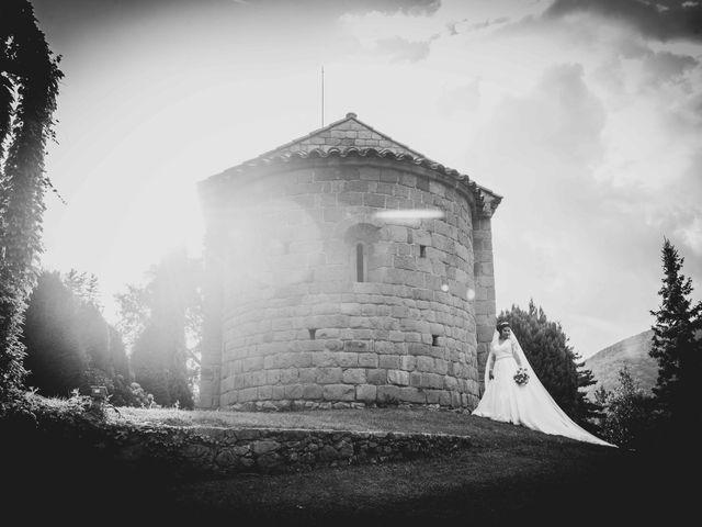 La boda de Brenda y Guilherme en Arbucies, Girona 60