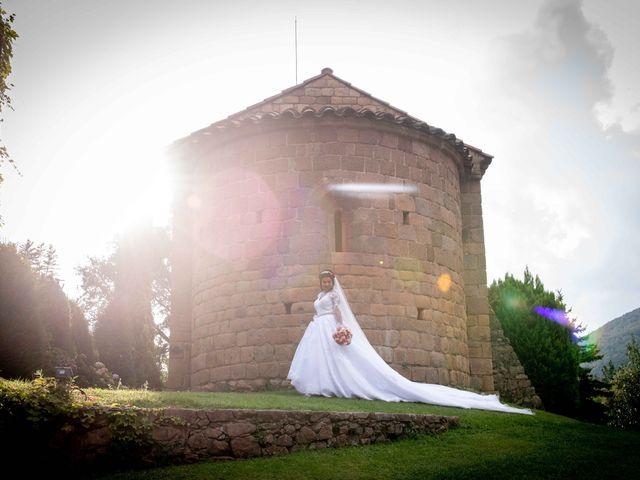 La boda de Brenda y Guilherme en Arbucies, Girona 61