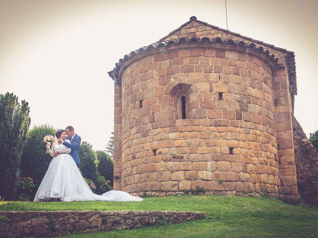 La boda de Brenda y Guilherme en Arbucies, Girona 62