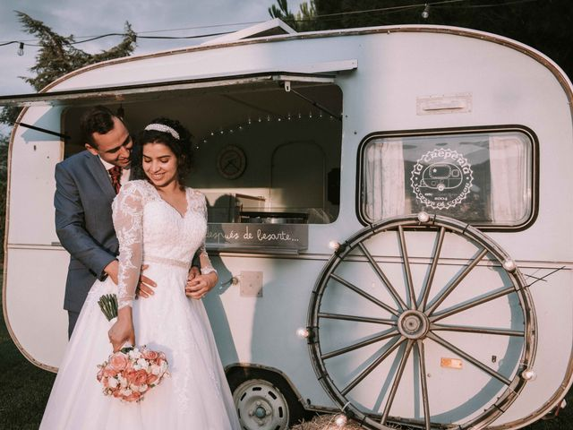 La boda de Brenda y Guilherme en Arbucies, Girona 1