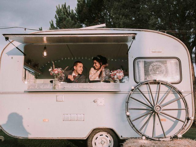La boda de Brenda y Guilherme en Arbucies, Girona 71