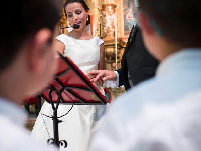 La boda de Eduardo y María en Badajoz, Badajoz 37