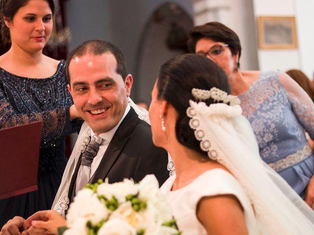 La boda de Eduardo y María en Badajoz, Badajoz 42