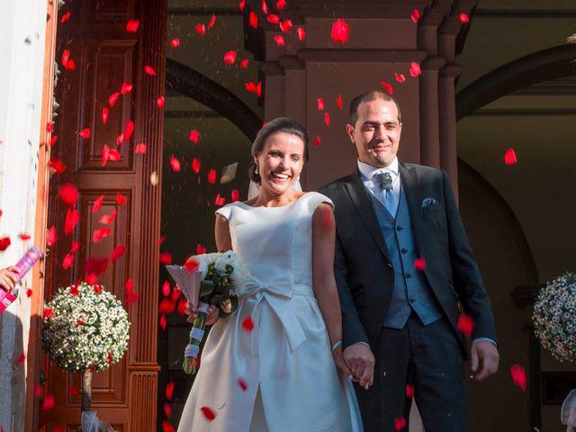 La boda de Eduardo y María en Badajoz, Badajoz 47