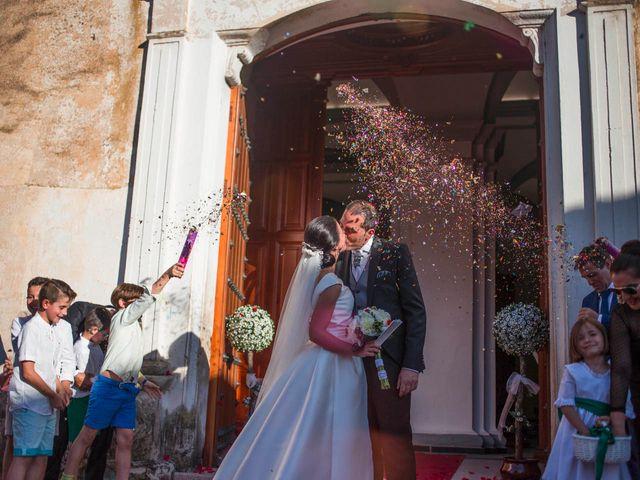 La boda de Eduardo y María en Badajoz, Badajoz 48