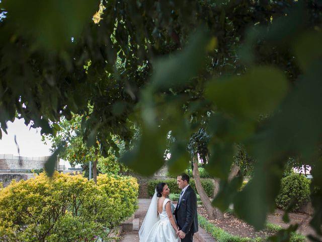 La boda de Eduardo y María en Badajoz, Badajoz 50