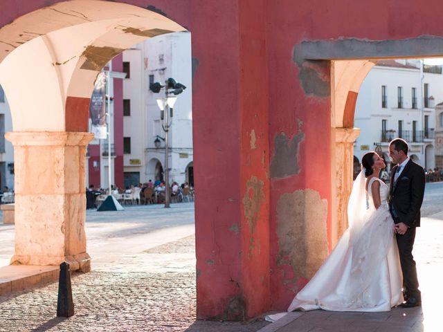 La boda de Eduardo y María en Badajoz, Badajoz 53