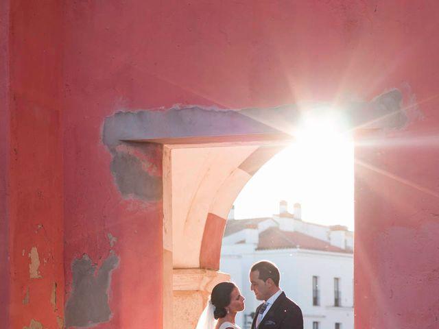 La boda de Eduardo y María en Badajoz, Badajoz 54
