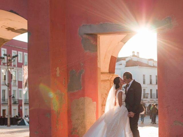 La boda de Eduardo y María en Badajoz, Badajoz 55