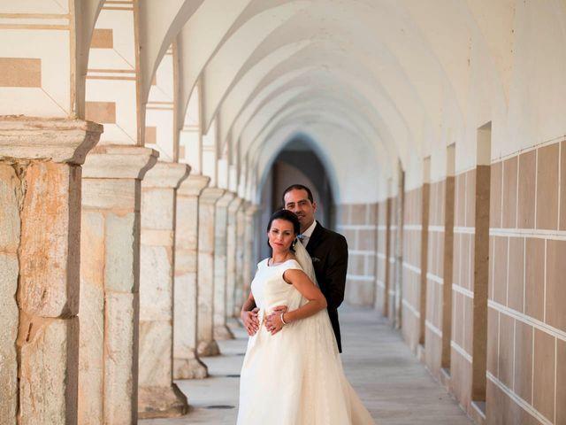 La boda de Eduardo y María en Badajoz, Badajoz 56