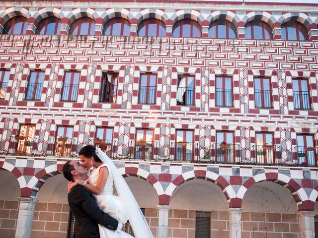 La boda de Eduardo y María en Badajoz, Badajoz 60