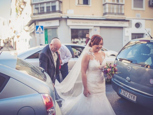 La boda de Pablo y Elizabeth en Málaga, Málaga 25