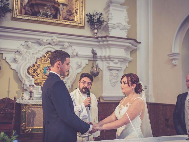 La boda de Pablo y Elizabeth en Málaga, Málaga 27