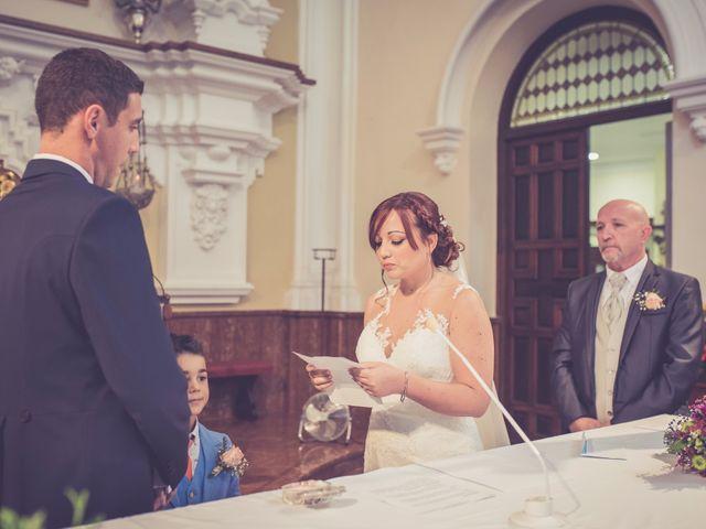La boda de Pablo y Elizabeth en Málaga, Málaga 28