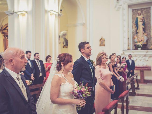 La boda de Pablo y Elizabeth en Málaga, Málaga 29