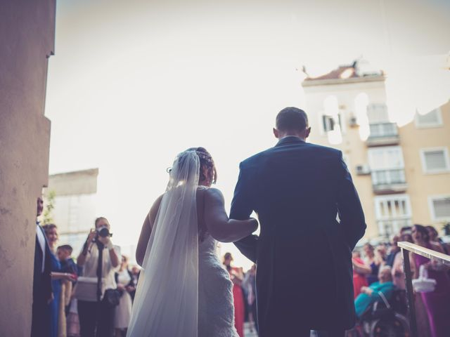 La boda de Pablo y Elizabeth en Málaga, Málaga 31
