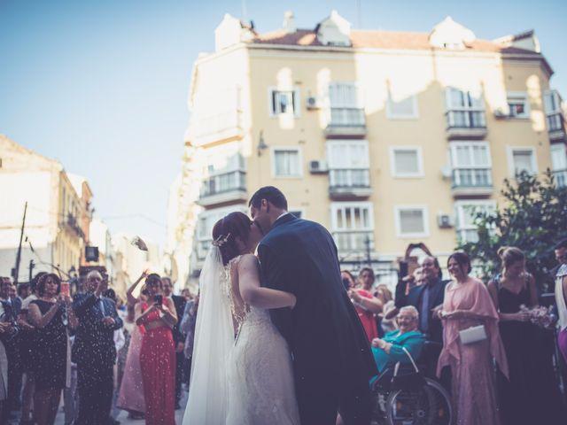 La boda de Pablo y Elizabeth en Málaga, Málaga 32