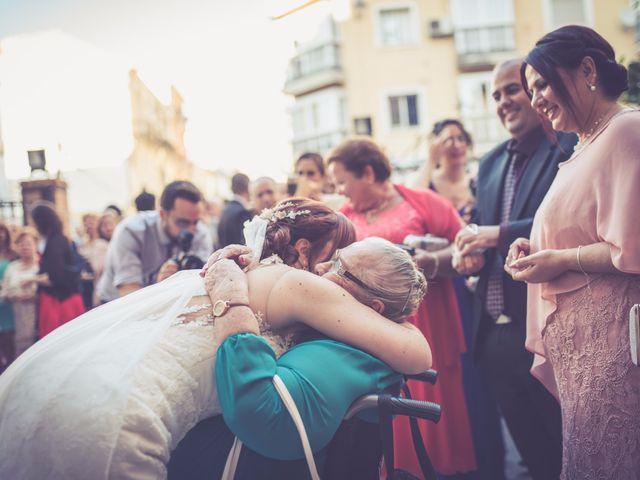 La boda de Pablo y Elizabeth en Málaga, Málaga 33