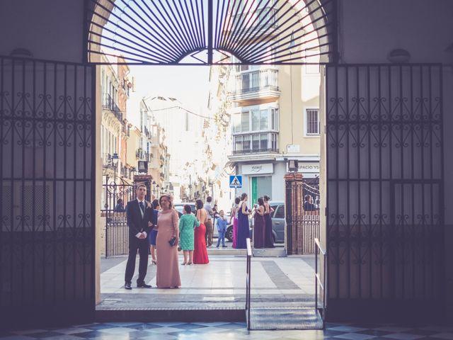 La boda de Pablo y Elizabeth en Málaga, Málaga 34