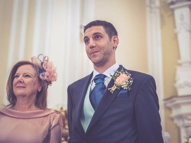 La boda de Pablo y Elizabeth en Málaga, Málaga 35