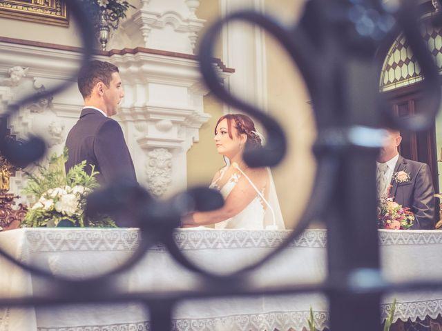 La boda de Pablo y Elizabeth en Málaga, Málaga 37