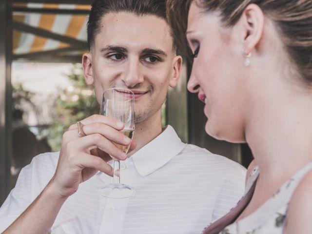 La boda de Iñigo y Natalia en Zaragoza, Zaragoza 11