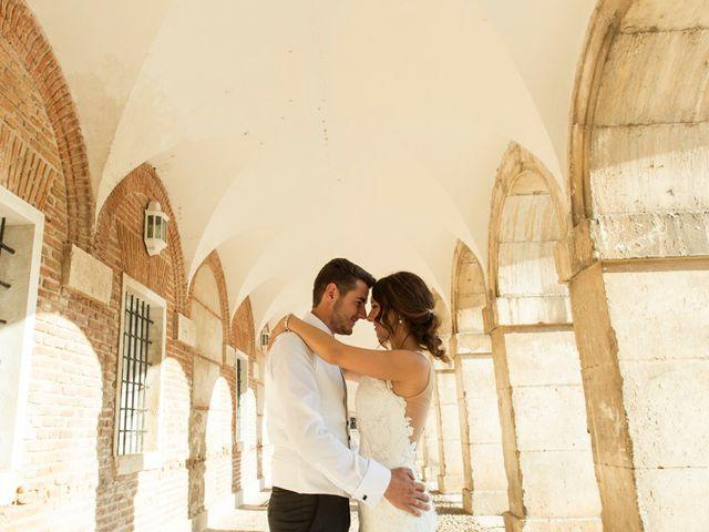La boda de Sharay y Javier