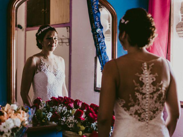 La boda de Álvaro y Maria en Trujillo, Cáceres 15
