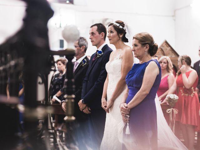 La boda de Álvaro y Maria en Trujillo, Cáceres 17