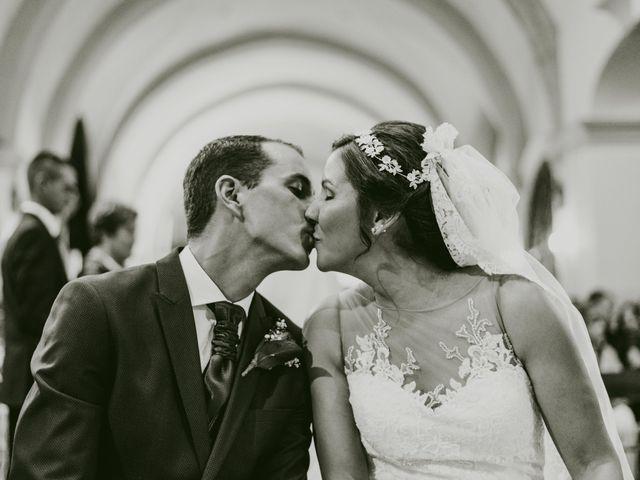 La boda de Álvaro y Maria en Trujillo, Cáceres 18