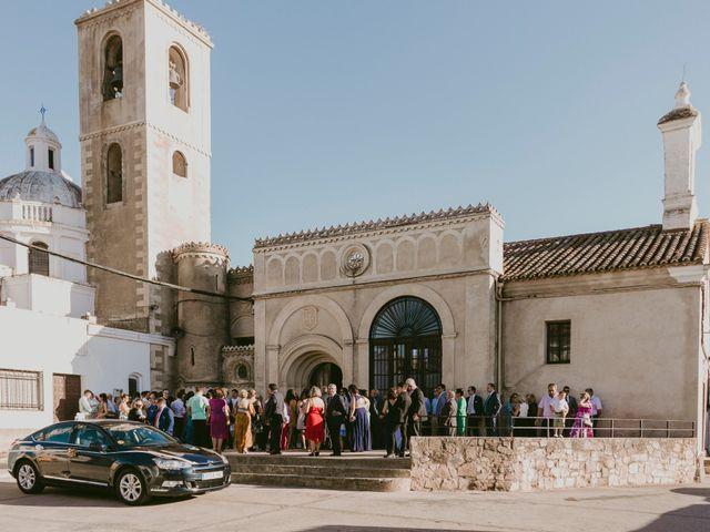 La boda de Álvaro y Maria en Trujillo, Cáceres 19