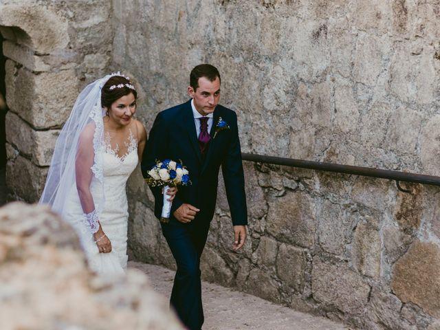 La boda de Álvaro y Maria en Trujillo, Cáceres 21