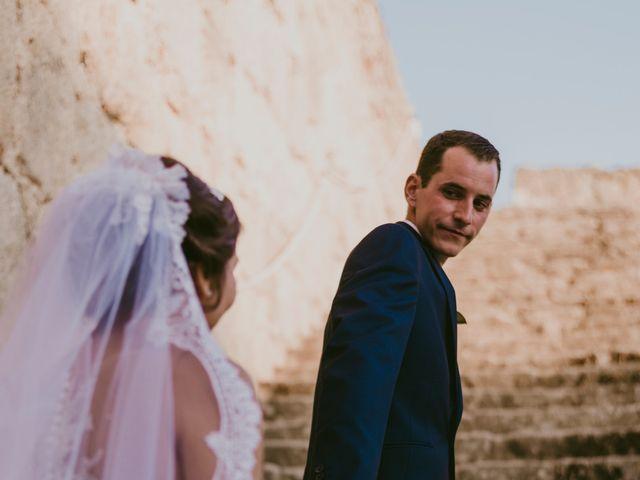 La boda de Álvaro y Maria en Trujillo, Cáceres 23