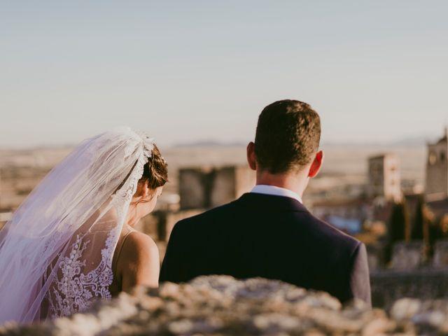 La boda de Álvaro y Maria en Trujillo, Cáceres 26