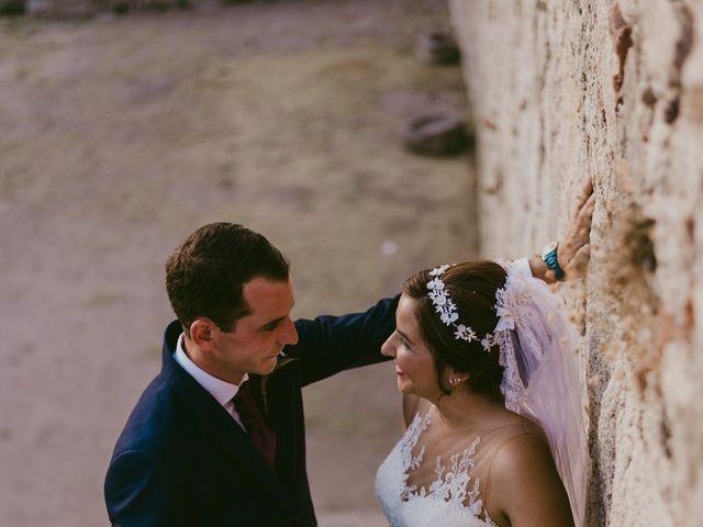 La boda de Álvaro y Maria en Trujillo, Cáceres 30