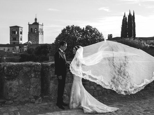 La boda de Álvaro y Maria en Trujillo, Cáceres 2