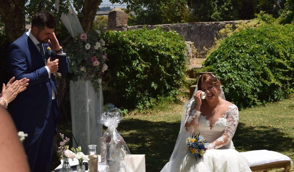 La boda de Ivan  y Marta en Los Barrios, Cádiz