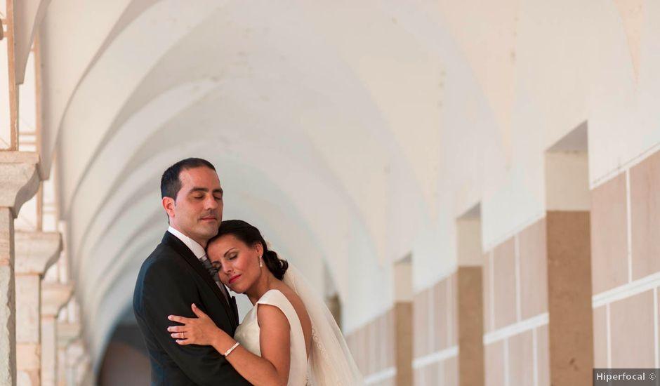 La boda de Eduardo y María en Badajoz, Badajoz