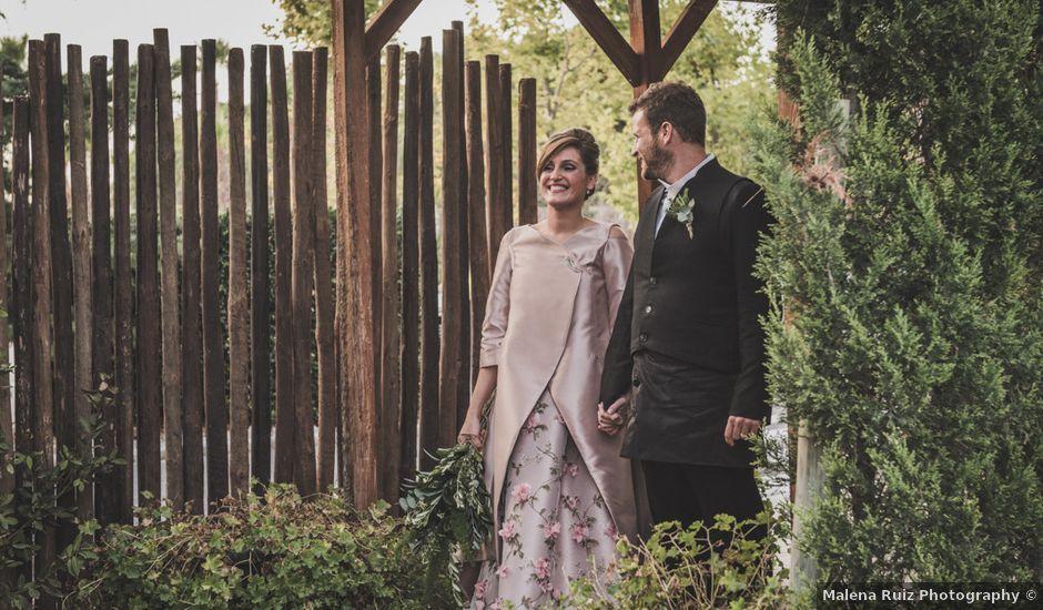 La boda de Iñigo y Natalia en Zaragoza, Zaragoza