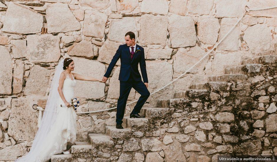 La boda de Álvaro y Maria en Trujillo, Cáceres