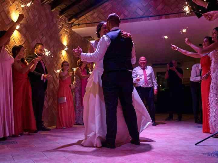 La boda de Seila y Rubén