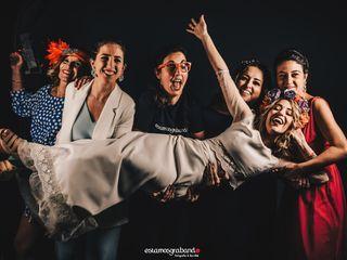 La boda de Salvador Gil y Aurora Ruiz 2