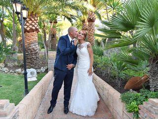 La boda de Paqui y Andrés