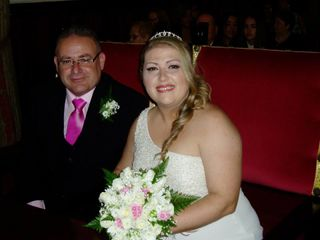 La boda de Rita y Juan