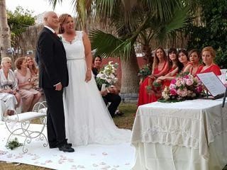 La boda de Juan  y Costy