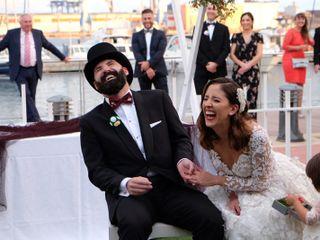 La boda de Belen y Toni