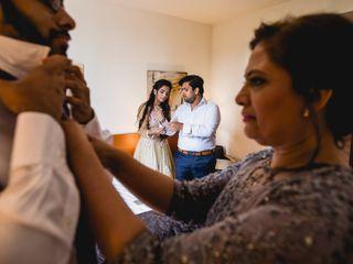 La boda de Almudena y Bassim 1