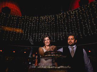 La boda de Almudena y Bassim